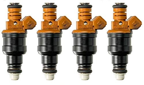 USA Re-manufactured OEM Fuel Injectors / 4-piece/GENUINE DENSO/Part # 35310-23210 / for 1999-2000 Hyundai Elantra 2.0L I4