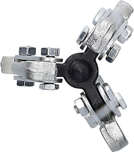 BRILLIANT TOOLS BT631024 Extracteur universel /à 3 bras 3 Powered by KS Tools