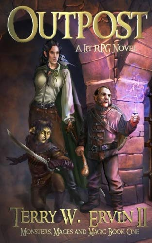 Outpost: Monsters, Maces and Magic Book One (Volume 1)