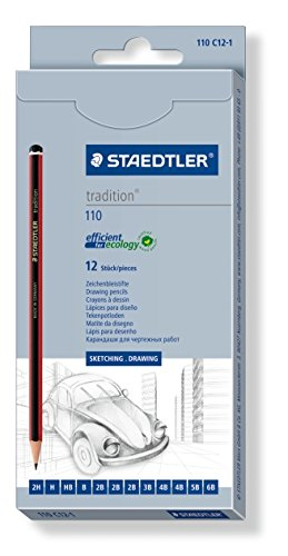 Staedtler Tradition Sketching Pencil Set