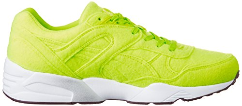 Puma R698 Bright Trinomic Herren Turnschuhe Green