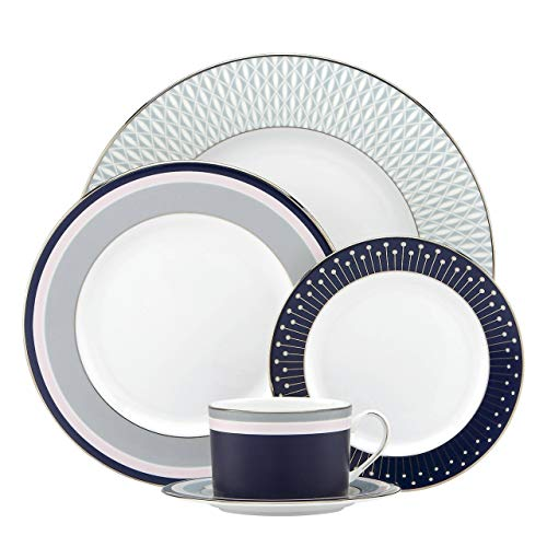 kate spade new york Mercer Drive 5 Piece Place Setting