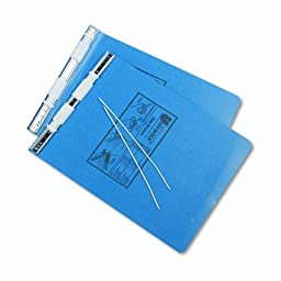 Pressboard Hanging Data Binder [Set of 2] Color: Lt Blue