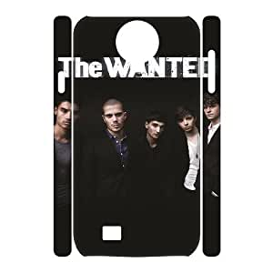 Hjqi - DIY the wanted 3D Phone Case, the wanted Personalized Case for SamSung Galaxy S4 I9500