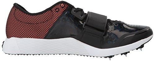 adidas Adizero tj/pv Running Shoe core Black, FTWR White, Orange 13.5 M US by adidas (Image #7)
