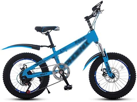 WJSW Bicicletas para niños Bicicleta para niños y niñas Bicicleta ...