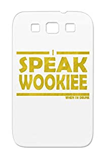 Wookie Funny Wookiee Star Wars Miscellaneous Funny Chewbacca Yellow TPU Case Cover For Sumsang Galaxy S3
