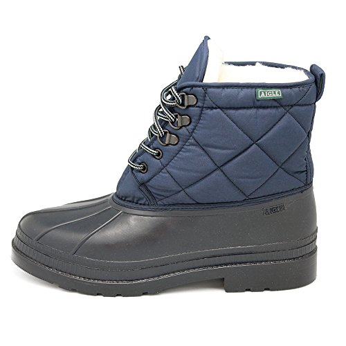 Men's Aigle Blau Bambini Paddy Shoes High HzwRa5qxz