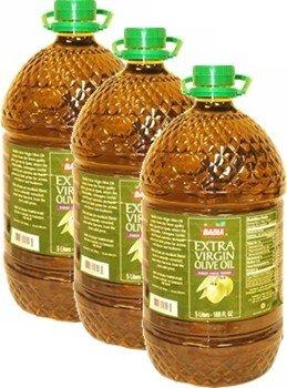 Badia Olive Oil Extra Virgin 5 Lite rPack of 3