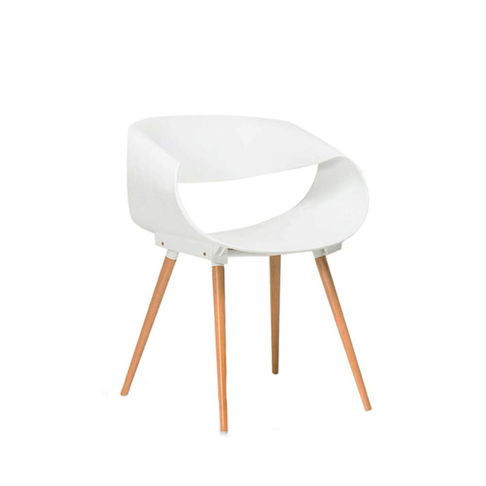 Amazon.com: Solid Wood Foot Chair - Fixed Chair for Home ...