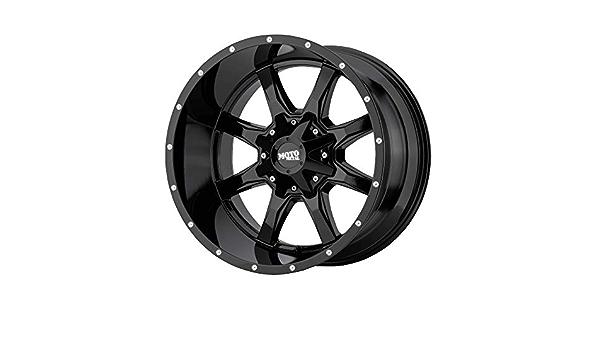 Wheel Rim -18 mm Moto Metal MO970 20x10 8x170.00 GLOSS BLACK MILLED W//RED TINT /& MOTO METAL ON LIP