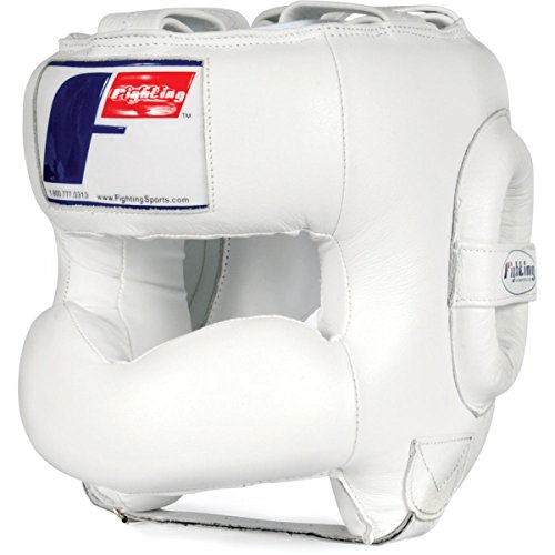 Fighting Sports No Contact Headgear, White