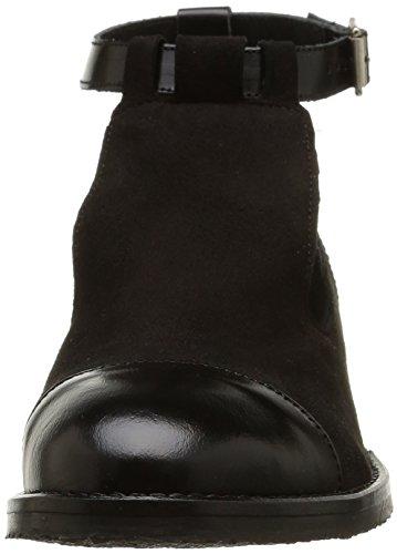 Jonak 225-2401 - Botas antideslizantes para mujer Negro (velours/polido/noir)