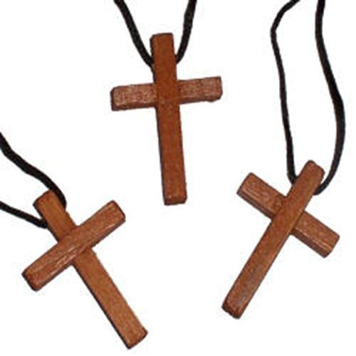 Wooden Cross Necklace Package 1 product image