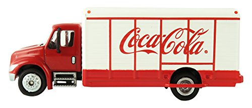 (Motor City Classics Beverage Delivery Truck with Metal Body and)