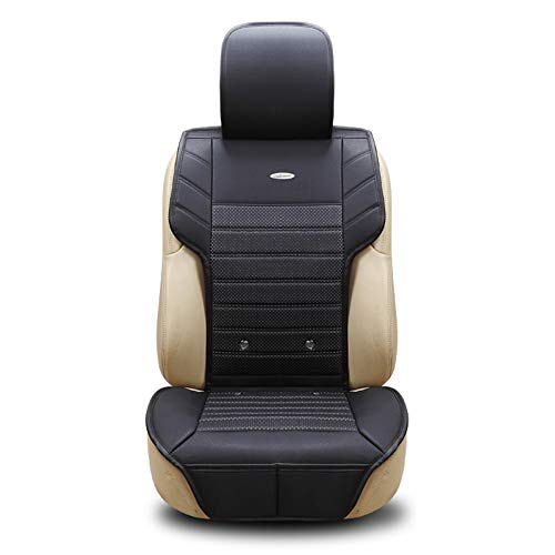 CAR SEAT Heated Seat Cushion,12V Universal Vibrating Massager Kit for Automobile, Vehicle, Home, Office,Black