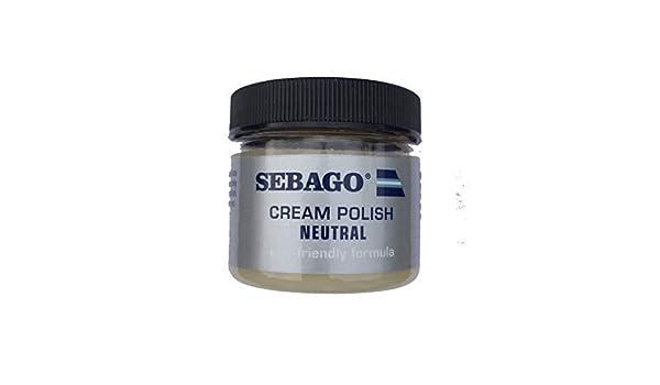 Sebago Crema Pulir 50Ml Marrón Accesorios - Natural, UK: One Size