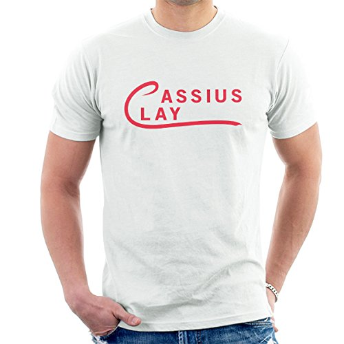 Cassius Clay As Inspired by Bradley Cooper Men's T-Shirt (Cooper Christmas Bradley)
