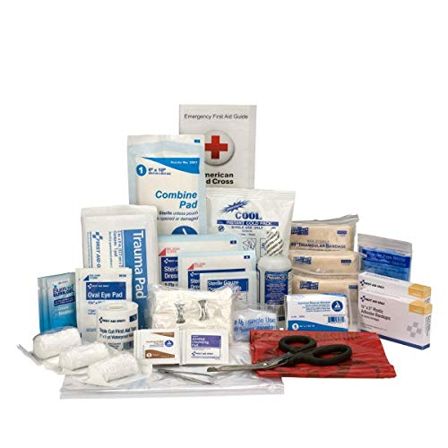(First Responder Kit, Medium Refill Pack | First Responder Bag Trauma Kit Medical Bag Emergency Kit)
