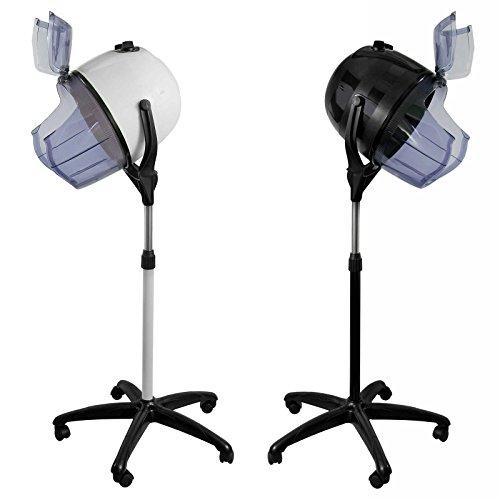 Salon Bonnet (Salon Sundry Professional Bonnet Style Hood 1,000 Watt Salon Hair Dryer - White)