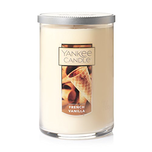 (Yankee Candle Large 2-Wick Tumbler Candle, French Vanilla)