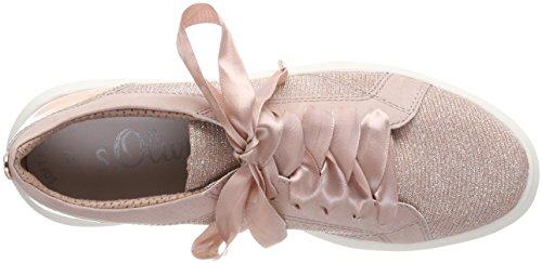 S.oliver Damen 23617 Chaussure, Rose (rose Peigne)