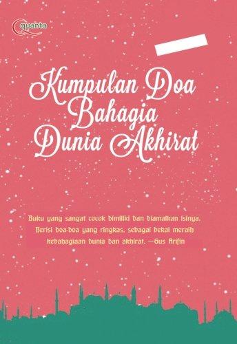 Download Kumpulan Doa Bahagia Dunia Akhirat, Khusus Muslimah (Indonesian Edition) pdf