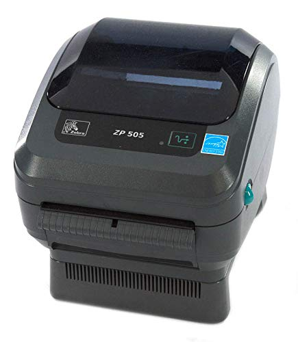Zebra ZP505-0503-0018 Zebra Thermal Label Printer by ZEBRA (Image #2)