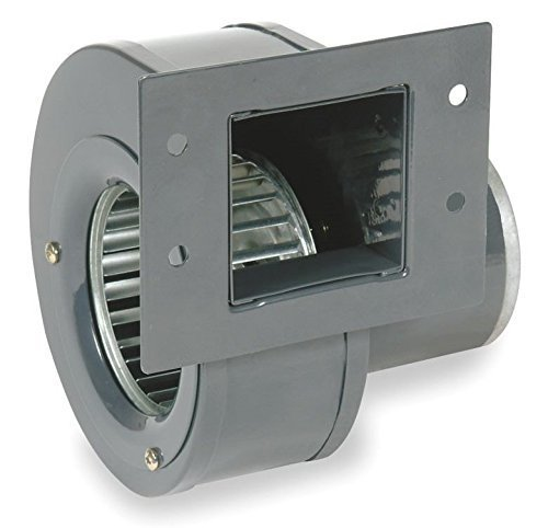 Square Dayton (Dayton Model 1TDP5 Blower 131 CFM 2860 RPM 115V 60/50hz (2C610, 4C442))