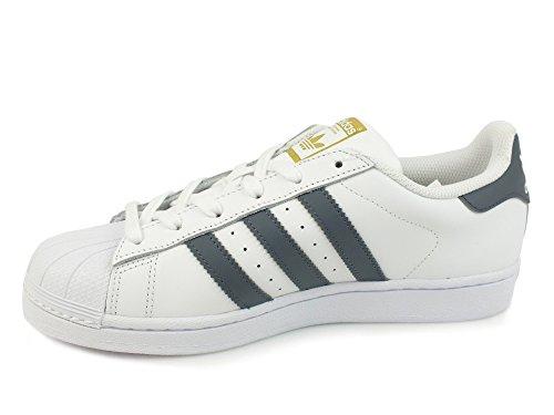 Adidas Superstar Weiß ftwbla dormet nbsp;2 onix nbsp;–� 44 Sneaker 3 Herren