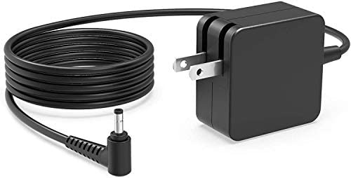 AC Charger Fit for Lenovo Yoga 710 310 510 530 720 710-11IKB 710-14IKB 710-15IKB 710-11ISK 710-14ISK 710-15ISK 720-12IKB 710-11 710-14 710-15 720-12 530-14ARR Laptop Power Supply Adapter Cord 65W 45W