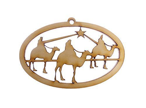 wisemen christmas ornament religious christmas decorations