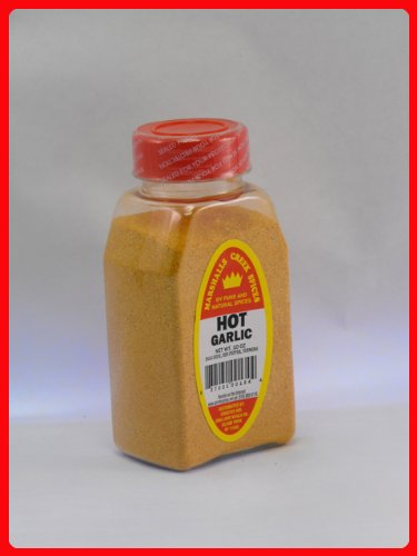 Marshalls Creek Spices Hot Garlic Seasoning, 8 Ounce by Marshall's Creek Spices (Image #2)