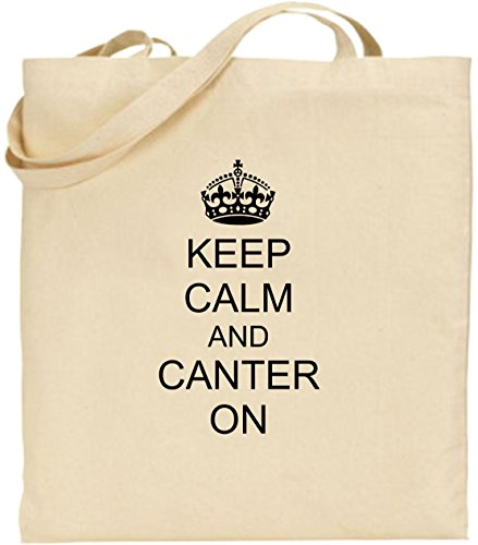 Cool Tote Xmas Keep Canter And Bag Shopping Fun Cotton On Black Calm Present Large vHqnYPv