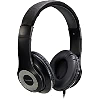 Ausdom F01 Over-Ear Wired Headphones