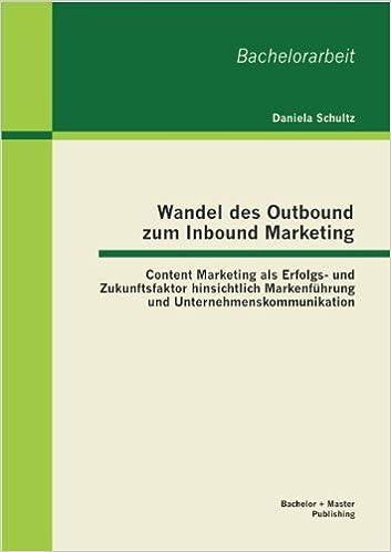 Bachelor arbeit content marketing bachelorarbeit pdf