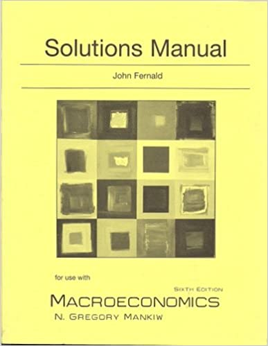 Solutions manual for use with macroeconomics 6th edition solutions manual for use with macroeconomics 6th edition fandeluxe Images