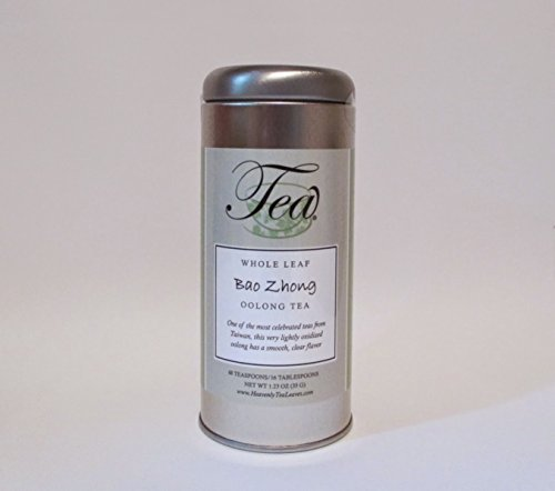 Heavenly Tea Leaves Bao Zhong Canister