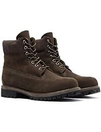 Mens Icon 6 inch Nubuck Boots