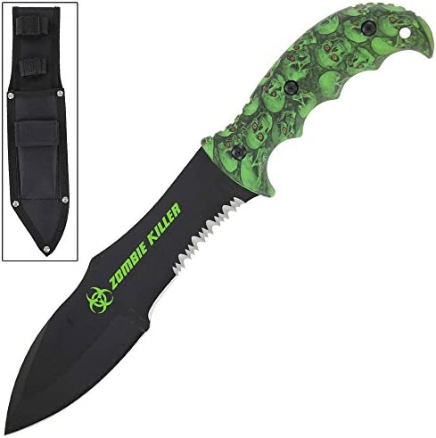 Armory Replicas Realm of Sins Zombie Killer Hunting Knife