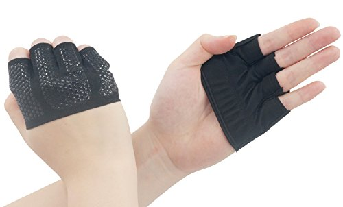 Canvassers Neo Grip Gloves, Glove of Spartan Race, Obstacle Course Racing & Mud Run Hand Protection Black L