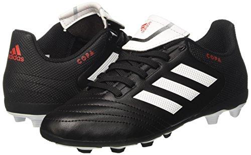 adidas COPA 17.4 FxG J - Botas de fútbolpara niños, Negro - (NEGBAS/FTWBLA/NEGBAS), -31