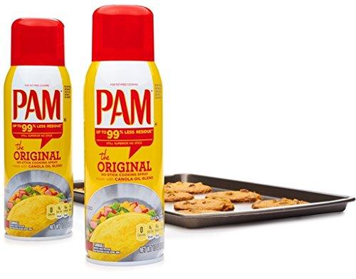 PAM Original Cooking Spray 10 oz, 2 pk