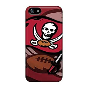 Hot Style Nzx2816YNJp Protective Case Cover For Iphone5/5s(tampa Bay Buccaneers)