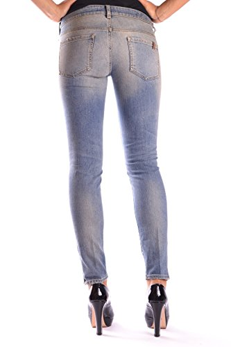 Jeans Cotone Donna MCBI223003O Dek'her Blu CqvpXwX8Z