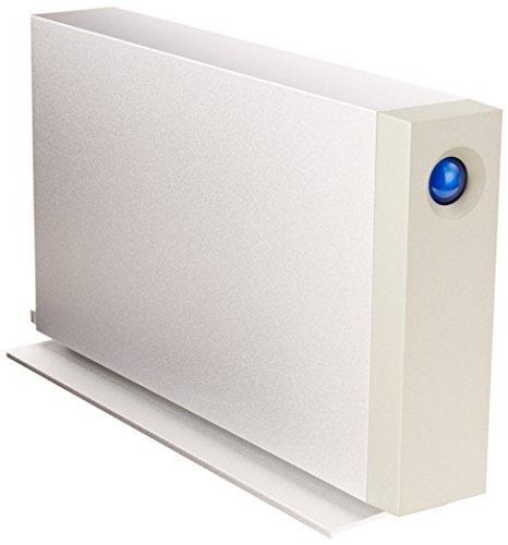 LaCie d2 Thunderbolt-2 & USB 3.0 Desktop Hard Drive 6TB (9000472U) ()