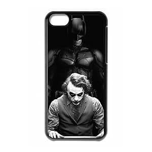 Batman Joker iPhone 5c Cell Phone Case Black y2e18-404402