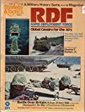 TSR: Strategy & Tactics Magazine # 91, with RDF Rapid Deployment Force Board Game