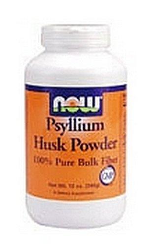 Cheap NOW Psyllium Husk Powder, 12-Ounces (Pack of 3)
