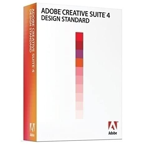 Adobe CS4 Design Standard - Upsell from Photoshop